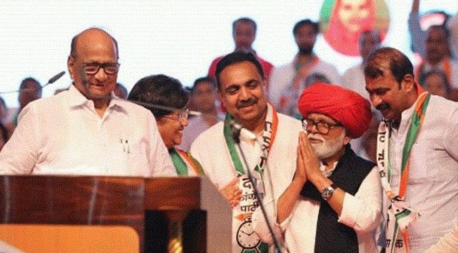 Sharad Pawar Chhagan IM