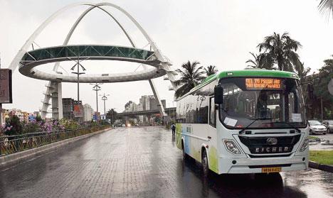 buses inmarathi