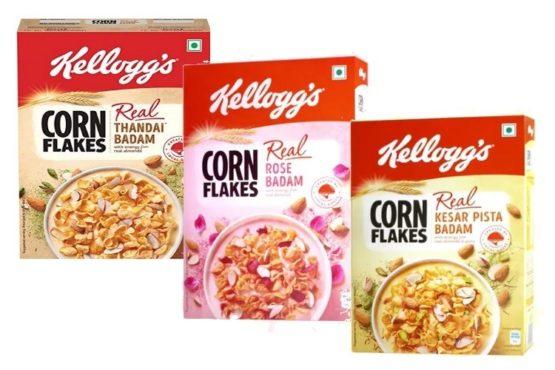 corn flexs inmarathi