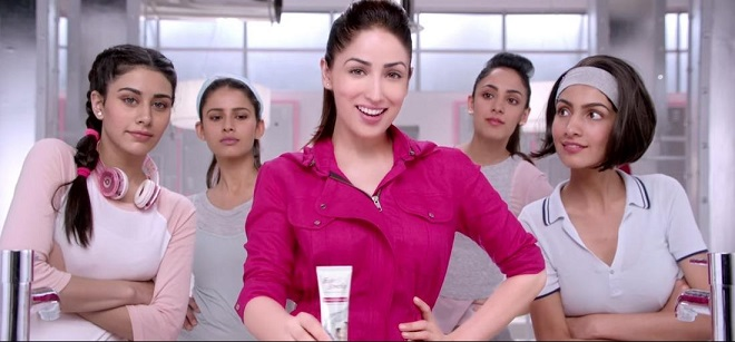 fair and lovely ad inmarathi