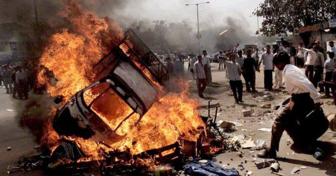 gujrat riots inmarathi