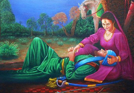 heer ranjha inmarathi