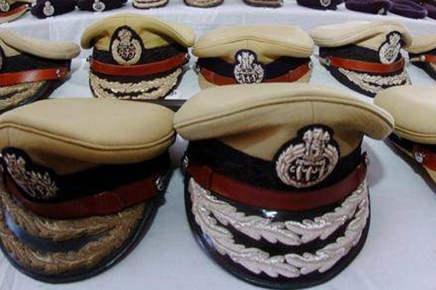 indian police caps inmarathi