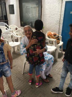 old women inmarathi