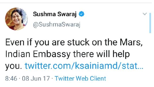 sushma swaraj 7 inmarathi