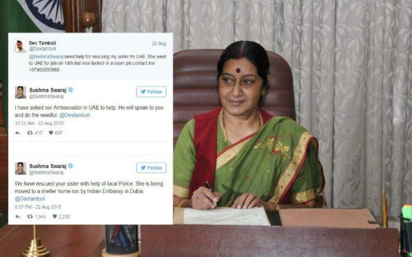 sushma swaraj 8 inmarathi