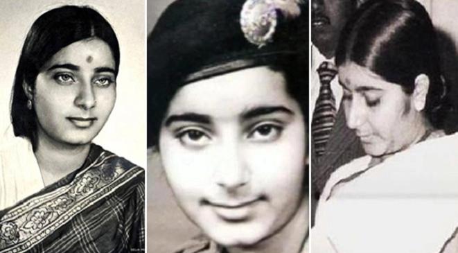 sushma swaraj old inmarathi