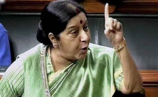 sushma-swaraj_Angry Inmarathi
