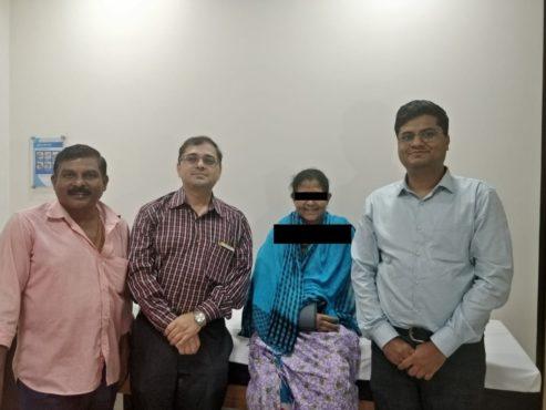 tumor patient Inmarathi