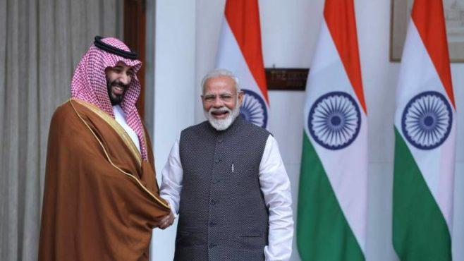 India and saudi Inmarathi