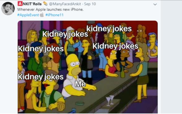 Me and Kidney Jokes Inmarathi