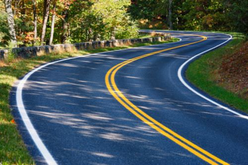Roads In America Inmarathi