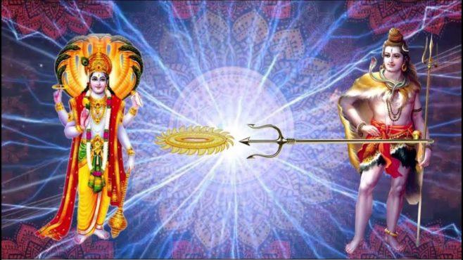 Shiva Vs Vishnu-Inmarathi