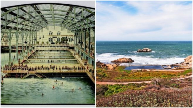 Sutro Baths Inmarathi
