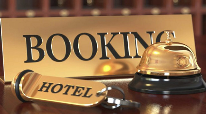 hotel booking inmarathi
