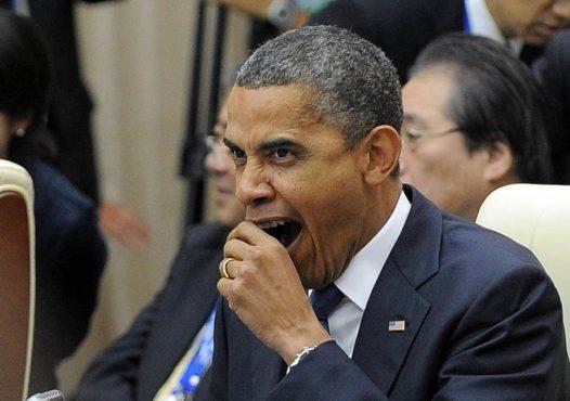 obama yawn inmarathi4