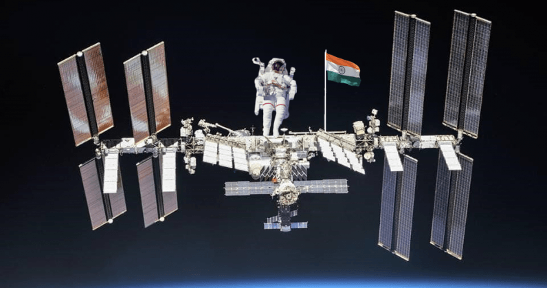 space station india inmarathi