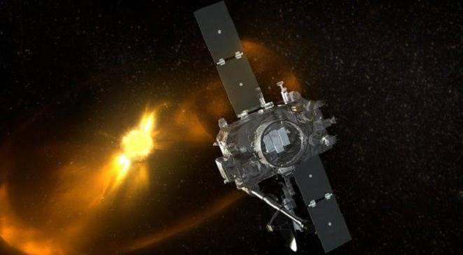 stereo sateline NASA inmarathi
