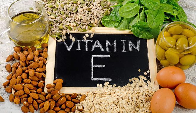 vitamin e inmarathi