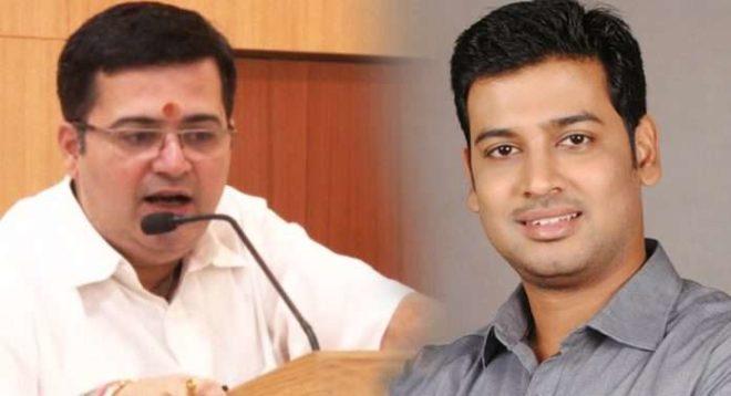 Anand Paranjape vs Shrikant Shinde Inmarathi