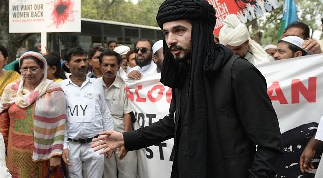 Balochistan Freedom struggle InMarathi