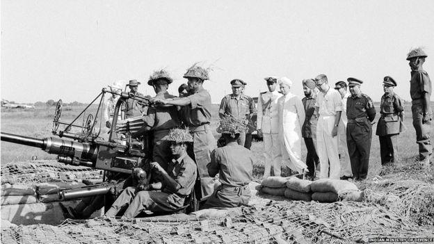 Ind vs Pak 1965 Inmarathi