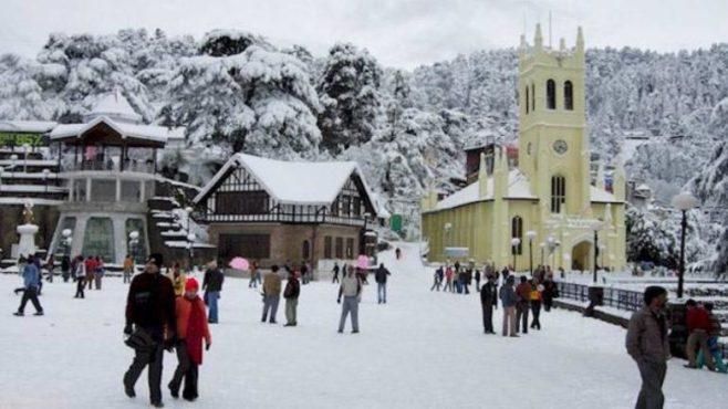 Shimla Inmarathi