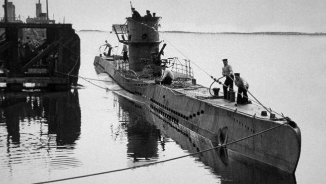 U-1206 Toilet Sank InMarathi