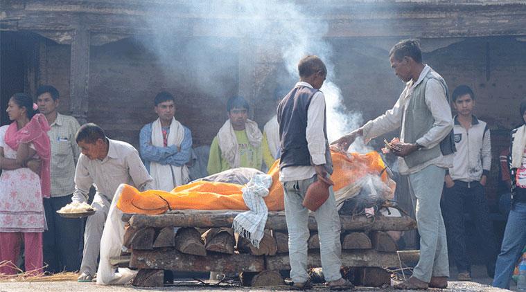 antim-sanskar Inmarathi
