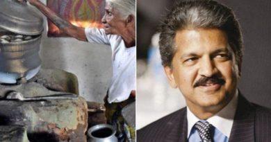 idli_amma Anand Mahindra InMarathi