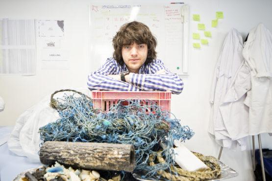 Boyan Slat The Ocean Cleanup