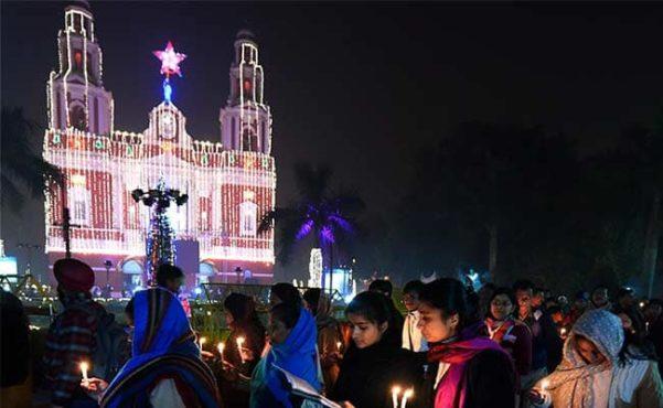 Christmas In Delhi InMarathi