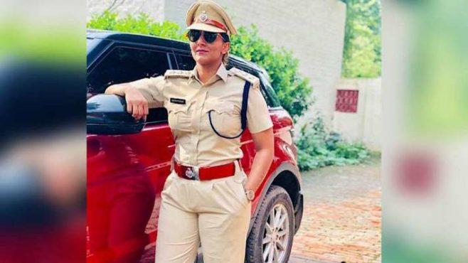 DSP Geeta Phogat InMarathi