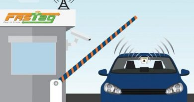 FasTag toll InMarathi