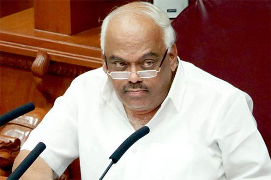 Karnataak Vidhnsabha Adhyaksha InMarathi