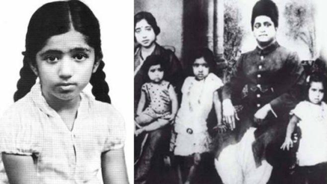Lata Mangeshkar Childhood InMarathi