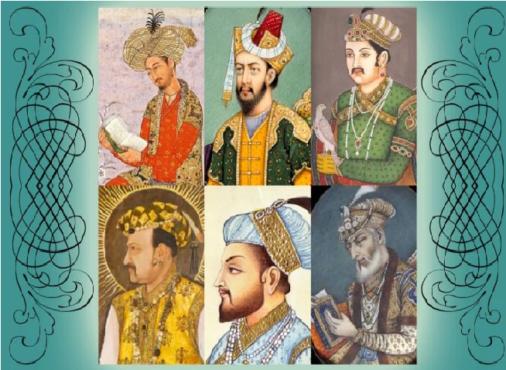 Mughal shahi InMarathi