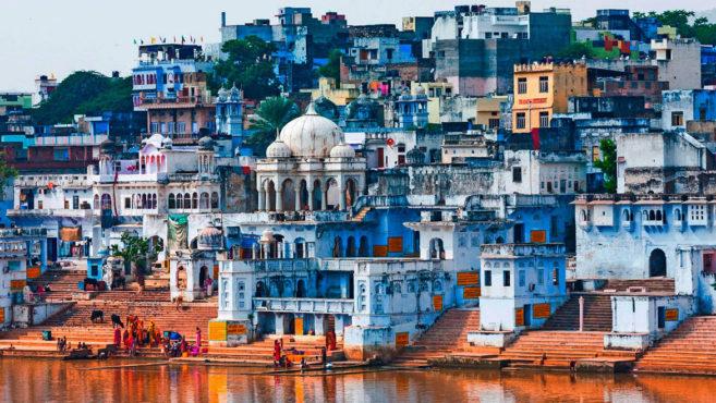 Pushkar InMarathi