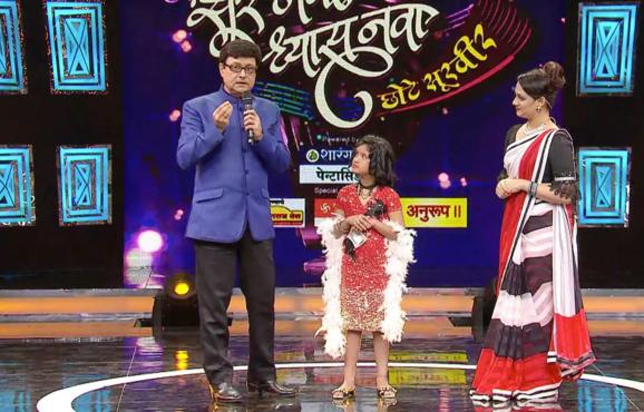 Sachin Pilgoankar at SNDN InMarathi