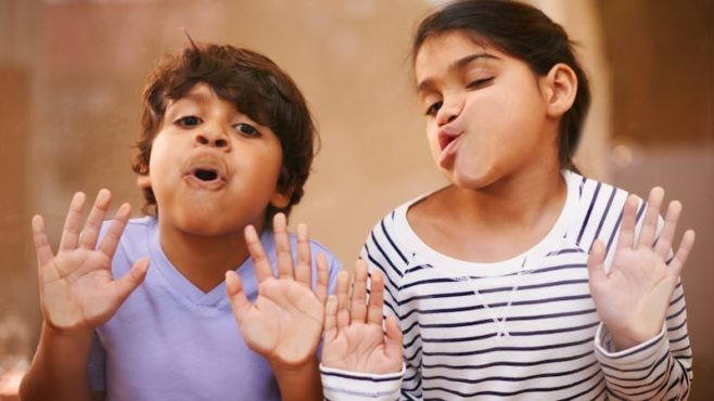 Siblings in India InMarathi