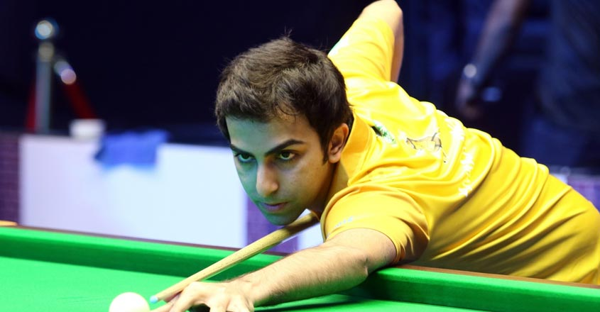 Snooker-Pankaj Advani- 2InMarathi