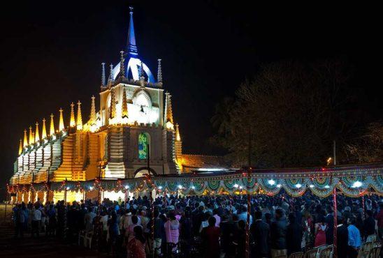 christmas in Shillong InMarathi
