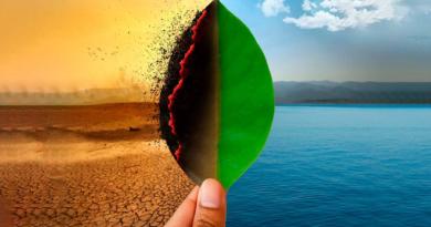 climate change InMarathi