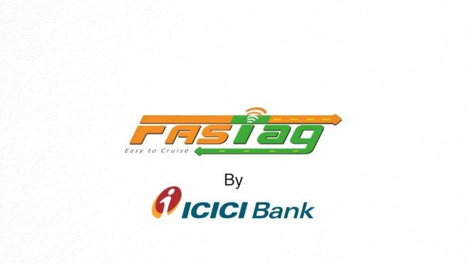 fasttag ICICI InMarathi