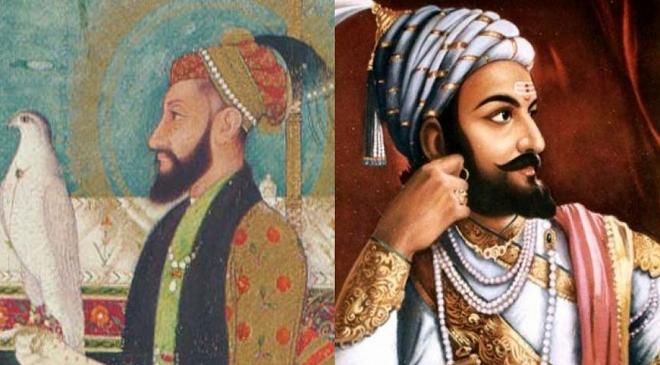 mughal invaders inmarathi