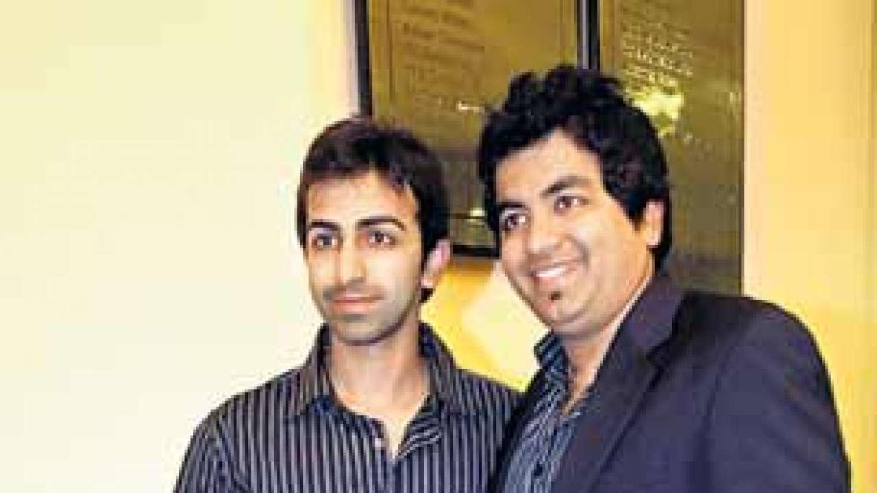 Pankaj & Shree Advani