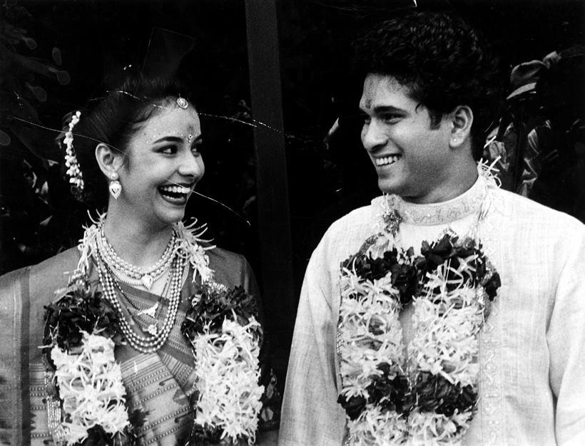 Sachin-Anjali InMarathi
