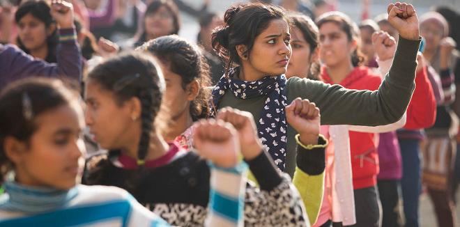 strong women inmarathi