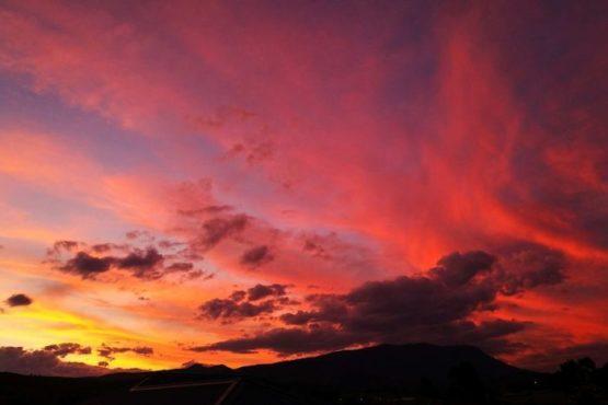 sunset inmarathi