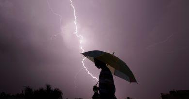 Thundering InMarathi